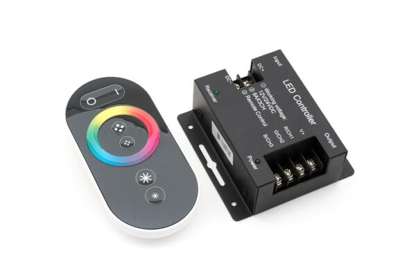 Led controller touch DELUCE 24А, 12/24 Вольт