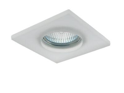 002250 (GM1290)  Светильник ANELLO QUAD OP MR16/HP16  ХРОМ/МАТОВЫЙ (в комплекте)