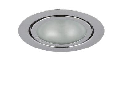 003204 Светильник MOBI INC G4 ХРОМ/МАТОВЫЙ (в комплекте)