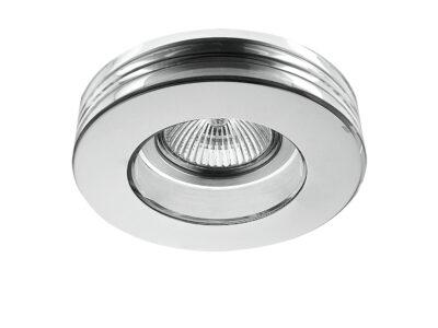 Светильник точечный встраиваемый декоративный под заменяемые галогенные или LED лампы