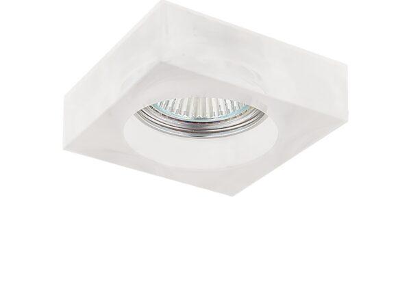 006149 Светильник LUI MINI OPACO MR16/HP16 ХРОМ/МАТОВЫЙ (в комплекте)