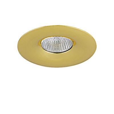 010012*** Светильник LEVIGO  MR16/HP16 ЗОЛОТО (в комплекте)