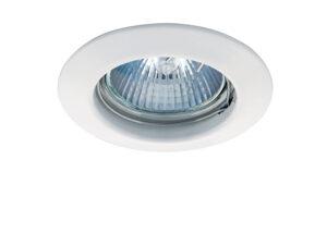 011010 Светильник LEGA HI FIX MR16/HP16 БЕЛЫЙ (в комплекте)