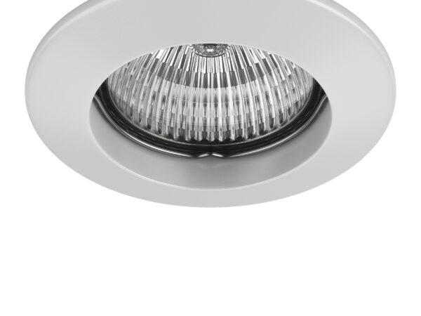 011040 Светильник LEGA 11 FIX MR11/HP11 БЕЛЫЙ (в комплекте)