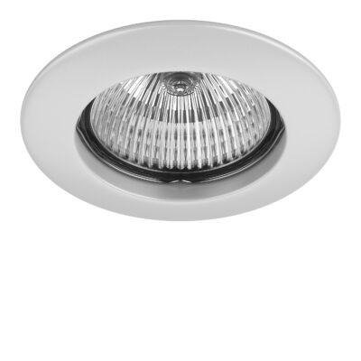 011070 Светильник TESO FIX MR16/HP16 БЕЛЫЙ (в комплекте)