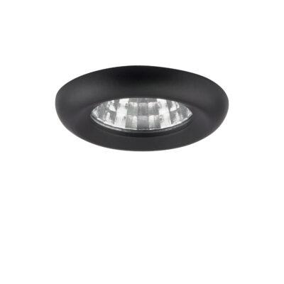 071017 Светильник MONDE LED 1W 80LM 18G ЧЕРНЫЙ 3000K (в комплекте)