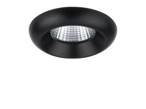 071177 Светильник MONDE LED 7W 560LM 50G ЧЕРНЫЙ 4000K (в комплекте)