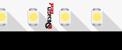 Лента светодиодная LUX, 3528, 120 LED/м, 9,6 Вт/м, 24В, IP33, Нейтральный белый (4000K)
