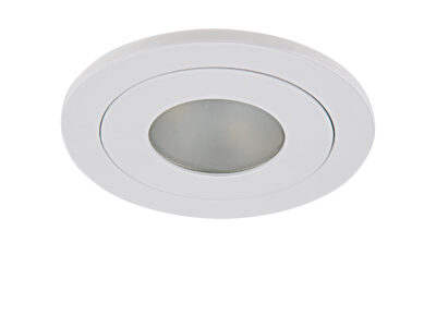 Светильник точечный встраиваемый декоративный со встроенными светодиодами