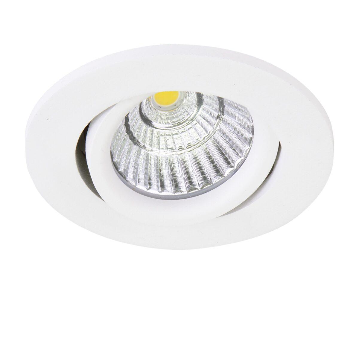 212436 Светильник SOFFI 16 LED 7W 630LM 40G БЕЛЫЙ 3000K (в комплекте)