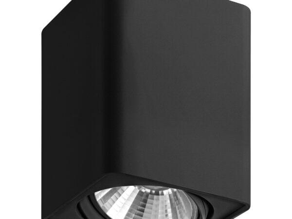 212637 Светильник MONOCCO AR111 ЧЕРНЫЙ (в комплекте)