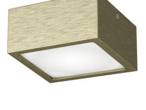 Светильник накладной заливающего света со встроенными светодиодами