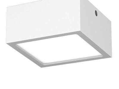 211926 Светильник ZOLLA QUAD LED-SQ 10W 780LM БЕЛЫЙ 3000K IP44 (в комплекте)