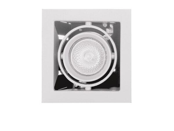214010 Светильник CARDANO 16Х1 MR16/HP16 БЕЛЫЙ (в комплекте)
