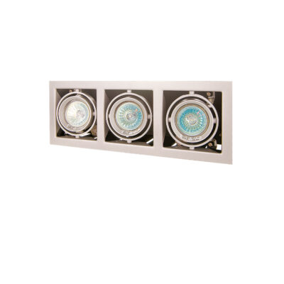 214037 Светильник CARDANO  16Х3 MR16/HP16 ТИТАН (в комплекте)