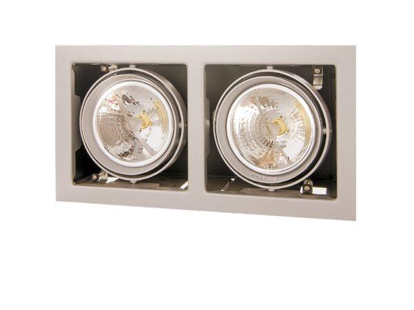 214127 Светильник CARDANO 111Х2  ТИТАН (в комплекте)
