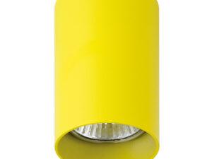 214433 Светильник RULLO HP16 ЖЕЛТЫЙ (в комплекте)
