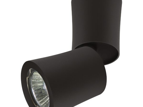 214457 Светильник ROTONDA HP16 ЧЕРНЫЙ (в комплекте)