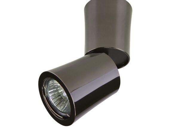 214458 Светильник ROTONDA HP16 ЧЕРНЫЙ ХРОМ (в комплекте)