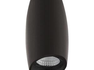 Светильник точечный накладной декоративный под заменяемые галогенные или LED лампы
