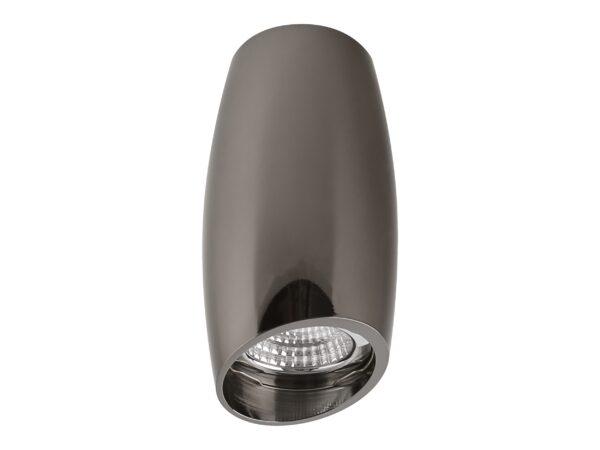 214468 Светильник BALLO HP16 ЧЕРНЫЙ ХРОМ (в комплекте)