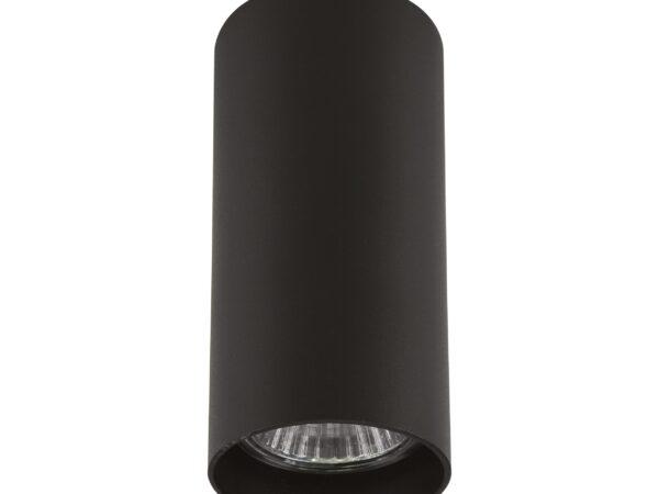 214487 Светильник RULLO HP16 ЧЕРНЫЙ (в комплекте)