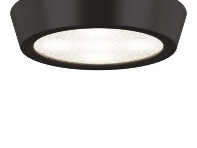 214774 Светильник URBANO MINI LED 8W 770LM ЧЕРНЫЙ 4000K IP65 (в комплекте)