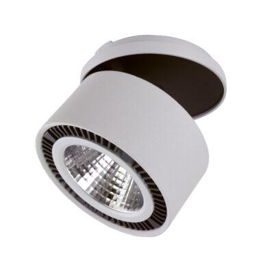 213820 Светильник  FORTE INCA LED 26W 1950LM 30G БЕЛЫЙ 3000K (в комплекте)