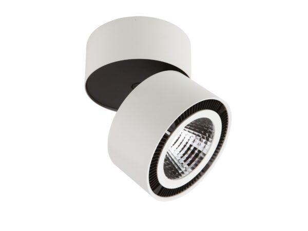 214850 Светильник  FORTE MURO LED 40W 3400LM 30G БЕЛЫЙ 4000K (в комплекте)