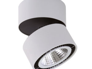 213859 Светильник  FORTE MURO LED 40W 3400LM 30G СЕРЫЙ 3000K (в комплекте)