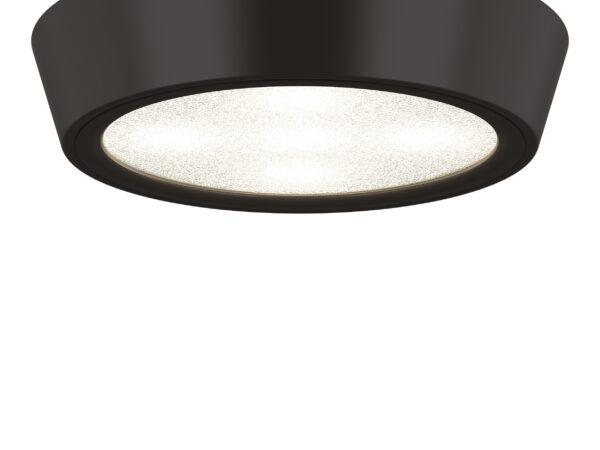 214974 Светильник URBANO LED 10W 1175LM ЧЕРНЫЙ 4000K IP65 (в комплекте)