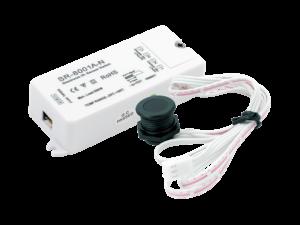 ИК-выключатель «взмаx руки» черный ( new) 220 В
