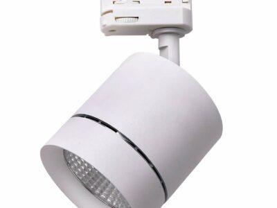 301562 Светильник для 3-фазного трека CANNO LED 15W 960LM 30G БЕЛЫЙ 3000K IP20 (в комплекте)