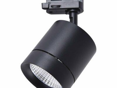 301572 Светильник для 3-фазного трека CANNO LED 15W 960LM 30G ЧЕРНЫЙ 3000K IP20 (в комплекте)