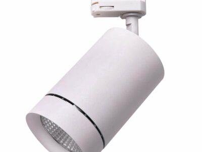 303564 Светильник для 3-фазного трека CANNO LED 35W 2240LM 45G БЕЛЫЙ 4000K IP20 (в комплекте)