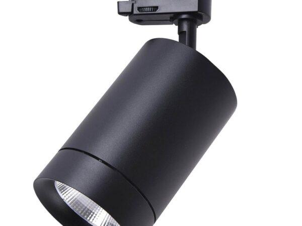 303572 Светильник для 3-фазного трека CANNO LED 35W 2240LM 45G ЧЕРНЫЙ 3000K IP20 (в комплекте)