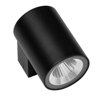 350672 Светильник PARO LED 8W 600LM 24G ЧЕРНЫЙ 3000K IP65 (в комплекте)