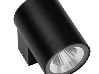 350674 Светильник PARO LED 8W 600LM 24G ЧЕРНЫЙ 4000K IP65 (в комплекте)