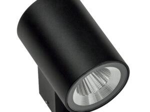 351672 Светильник PARO LED 2*6W 960LM 24G ЧЕРНЫЙ 3000K IP65 (в комплекте)