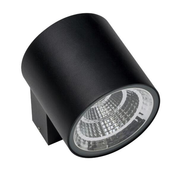 360674 Светильник PARO LED 10W 800LM 28G ЧЕРНЫЙ 4000K IP65 (в комплекте)