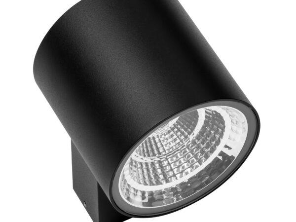 361674 Светильник PARO LED 2*8W 1270LM 28G ЧЕРНЫЙ 4000K IP65 (в комплекте)