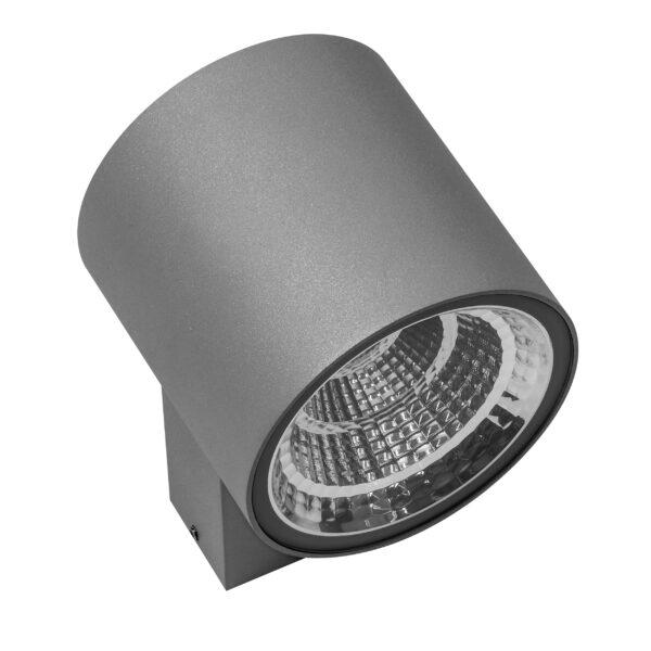 361694 Светильник PARO LED 2*8W 1270LM 28G СЕРЫЙ 4000K IP65 (в комплекте)
