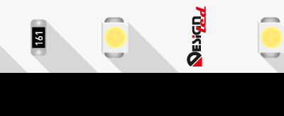 Лента светодиодная LUX, 3528, 60 LED/м, 4,8 Вт/м, 12В, IP33, Теплый белый (2700K)