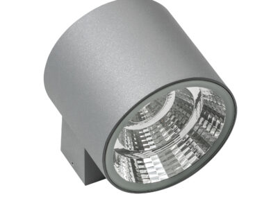 370592 Светильник PARO LED 20W 1590LM 15G СЕРЫЙ 3000K IP65 (в комплекте)