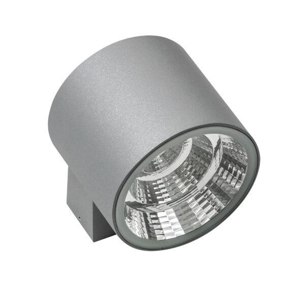 370594 Светильник PARO LED 20W 1590LM 15G СЕРЫЙ 4000K IP65 (в комплекте)