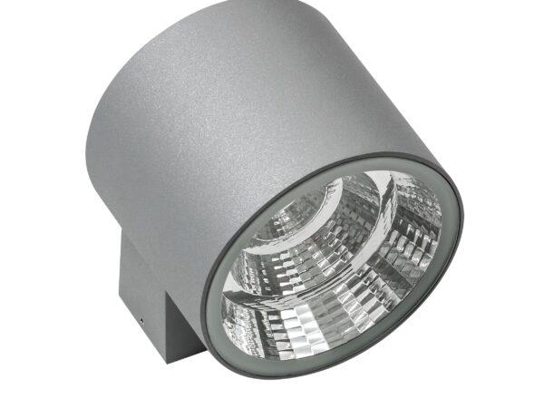 370692 Светильник PARO LED 20W 1590LM 40G СЕРЫЙ 3000K IP65 (в комплекте)