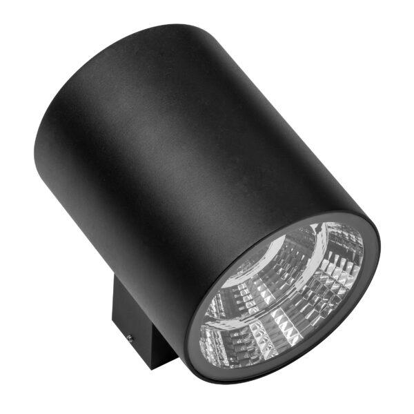 371674 Светильник PARO LED 2*15W 2350LM 40G ЧЕРНЫЙ 4000K IP65 (в комплекте)