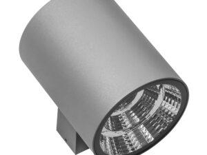371692 Светильник PARO LED 2*15W 2350LM 40G СЕРЫЙ 3000K IP65 (в комплекте)