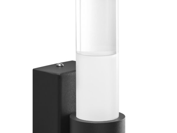 373673 (MB16098031-1A) Светильник настен CALLE  7W LED 560LM ЧЕРНЫЙ 3000K (в комплекте)