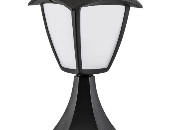 375970 (HL-6023) Светильник  уличн парковый LAMPIONE LED 8W 360LM 3000K IP54 (в комплекте)